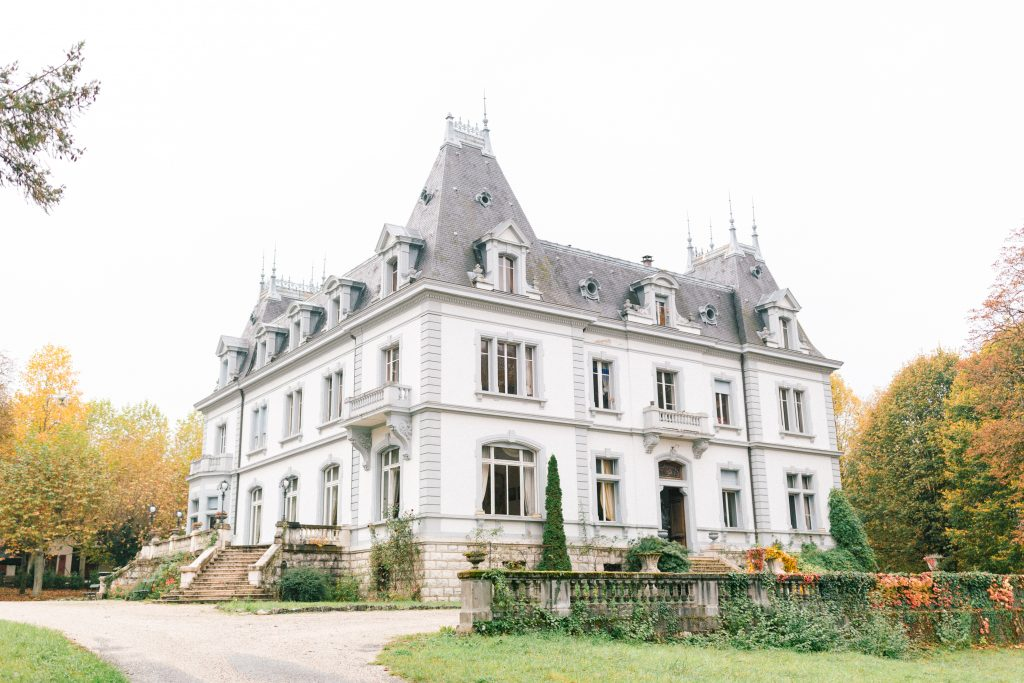 Autumnal Inspiration at Château de Moulinsard