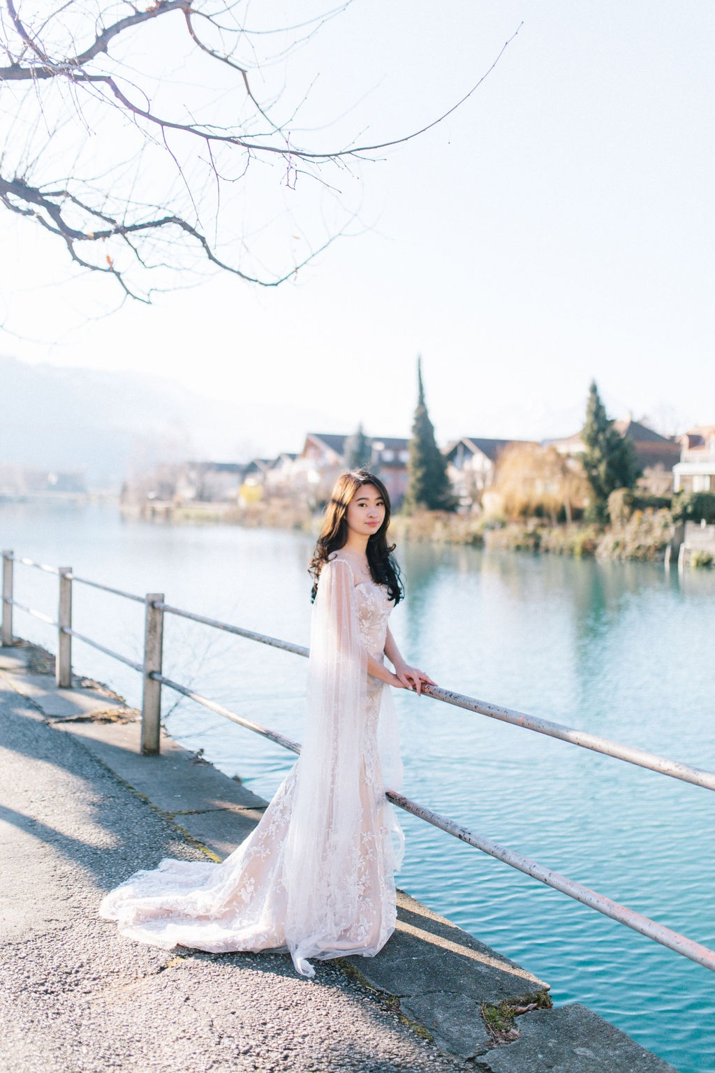 Sunny Interlaken Engagement Session